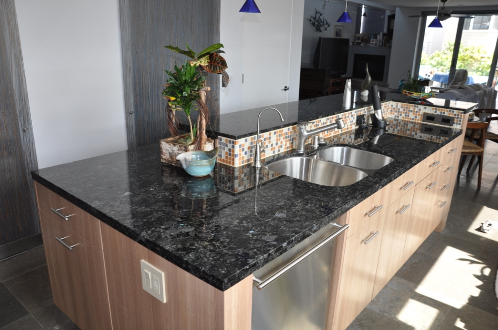 Epoxy Granite Kitchen